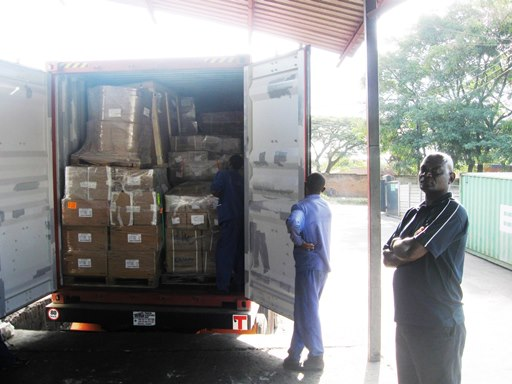Safe and Secure Freight Management Services